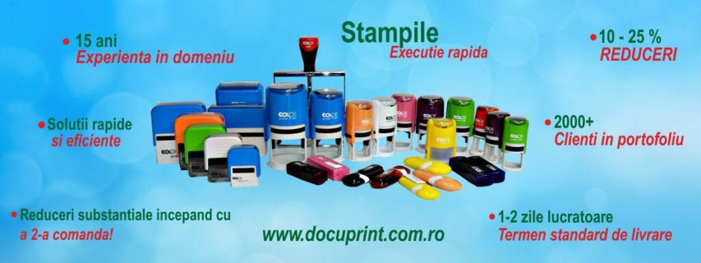 stampile personalizate