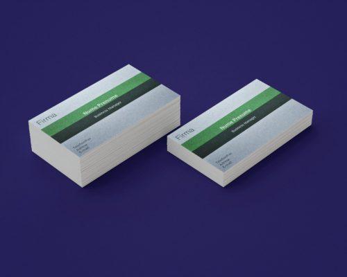 Carti de vizita premium online, taiate la dimensiunea la 90x50 mm