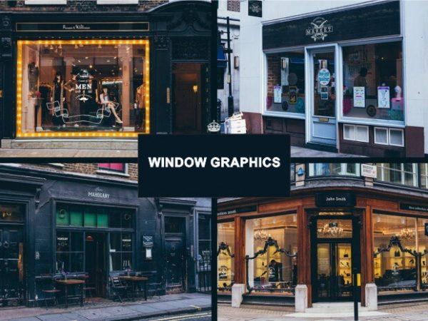 window graphic